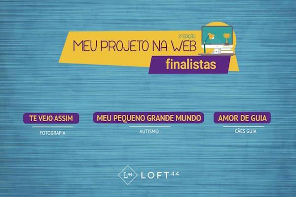 Finalistas do Concurso Meu Projeto na Web - Segunda Edição (2016) - ecommerce por Loft44 - Flow Commerce