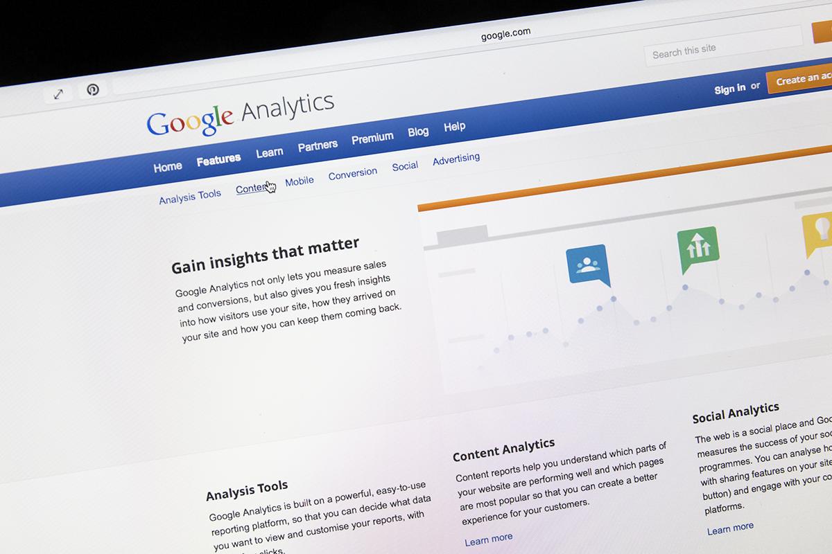 Novo website em WordPress - novo site akio google analytics