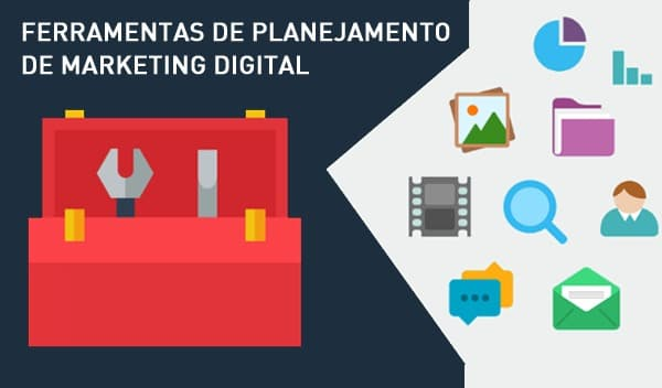 5 Ferramentas práticas para ajudar com o planejamento de Marketing Digital - ecommerce por Loft44 - Flow Commerce 2018