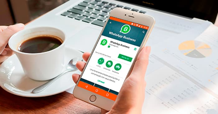 WhatsApp Business: nova comunicação para empresas - ecommerce por Loft44 - Flow Commerce
