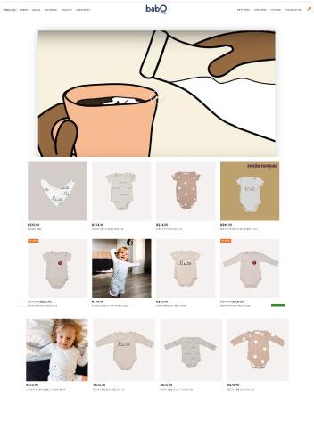 eCommerce por Loft44 - FlowCommerce - Babo Design