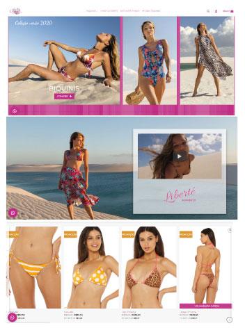 eCommerce por Loft44 - FlowCommerce - Coral Biquinis